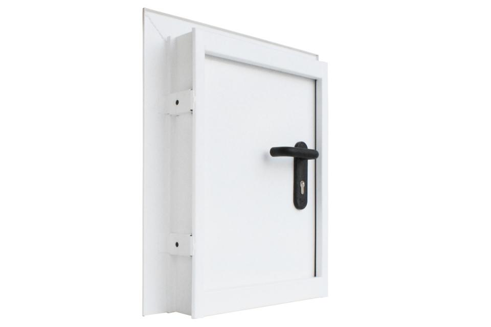 Противопожарная дверь от производителя Алкрафт